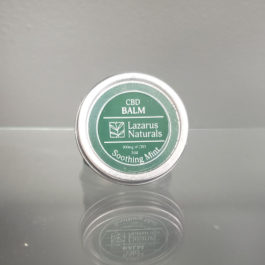 Lazarus Naturals 300mg CBD Infused Topical Balm – Soothing Mint