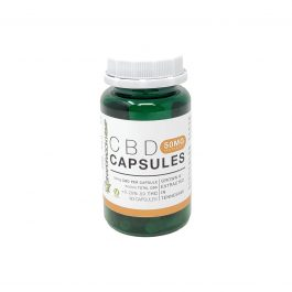 Full Spectrum CBD Capsules 50mg/100mg